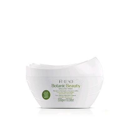 Органическая маска для волос Amend Botanic Beauty Anti Age с экстрактом жасмина и маслом моринги, 300 г - Фото 1