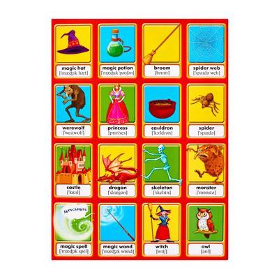 Буклет. Герои сказок. Обучающая игра в картинках для детей от 7 лет - Фото 1
