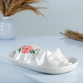 Набор для заливного №2, 2 предмета: блюдо+форма белый