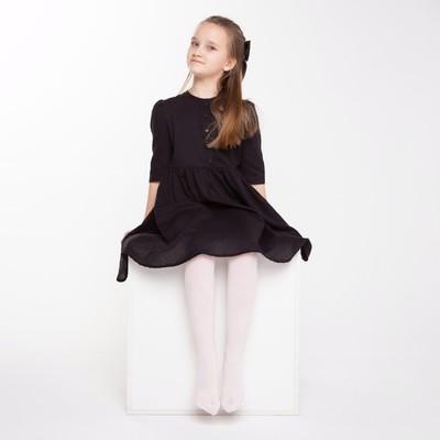 Колготки детские ЭРА 40 den «Горох» цвет белый, рост 152-164 (12-13 лет) - Фото 1