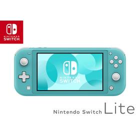 Игровая приставка Nintendo Switch Lite, бирюзовый Ош