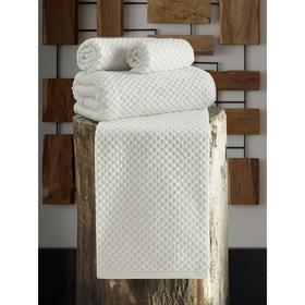 Полотенце Dama 40x60 см, цвет кремовый