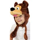 """Карнавальная шапочка """"Медвежонок бурый"""""""
