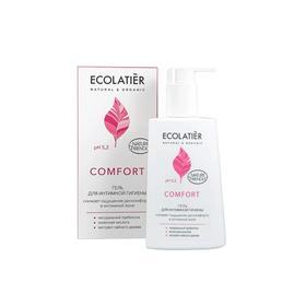 Гель для интимной гигиены Ecolatier Comfort с молочной кислотой и пробиотиком, 250 мл