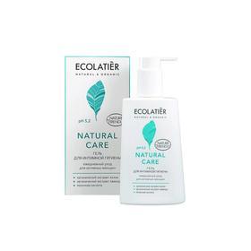 Гель для интимной гигиены Ecolatier Natural Care ежедневный уход, 250 мл