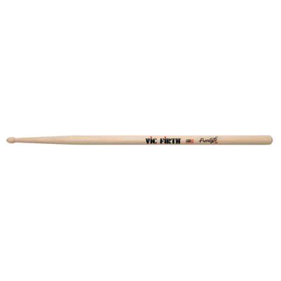 Барабанные палочки VIC FIRTH FS5B Freestyle гикори, деревянный наконечник