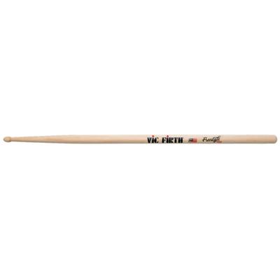 Барабанные палочки VIC FIRTH FS85A Freestyle гикори, деревянный наконечник