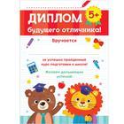 Книги обучающие набор в папке «Готовимся к школе», 14 шт. - Фото 9