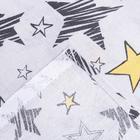 Постельное бельё Твой стиль «Диско» 150х215, 145х215, 70х70 см -1 шт - Фото 3