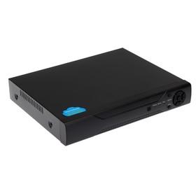 Видеорегистратор Si-Cam SC-HVR8, 8 каналов, AHD/TVI/CVI/CVBS, 4 Мп, 1080p Ош