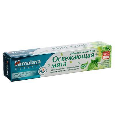 """Зубная паста Himalaya Herbals """"Mint Fresh"""", 75 мл - Фото 1"""