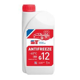 Антифриз Support Technology G-12 красный, 1 л Ош