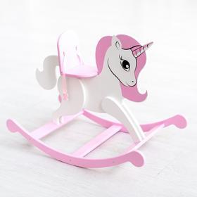 Игровая мебель для кукол коллекции «Shining Crown» Единорог, цвет розовое облако