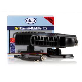 Тепловентилятор 3 в 1, 12В/150 Вт ALCA Ош