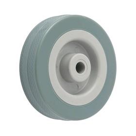 Колесо хозяйственное, диаметр 75 мм// Сибртех Ош