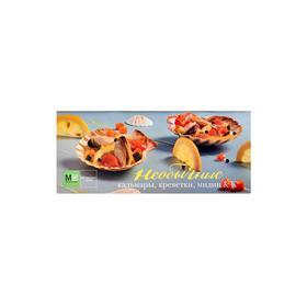 Необычные кальмары, креветки, мидии & К Ош