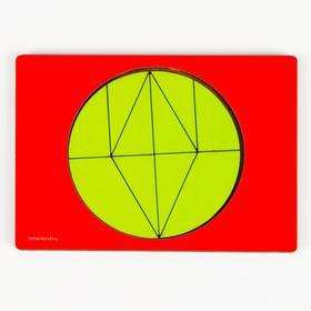 Головоломка «Волшебный круг» Ош
