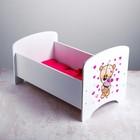 Кровать «Сладкоежка» серия «Мишутки»