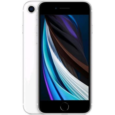 Смартфон Apple iPhone SE 2020 (MX9T2RU/A), 64Гб, белый - Фото 1