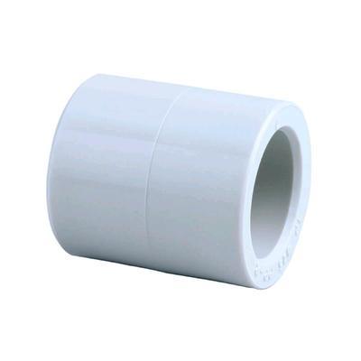 Муфта PIPELIFE INSTAPLAST, полипропиленовая, d=25 мм, белая