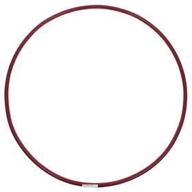 Обруч гимнастический, стальной, d=75 см, 700 г, цвета МИКС Ош