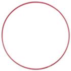 Обруч гимнастический, стальной, d=110 см, МИКС