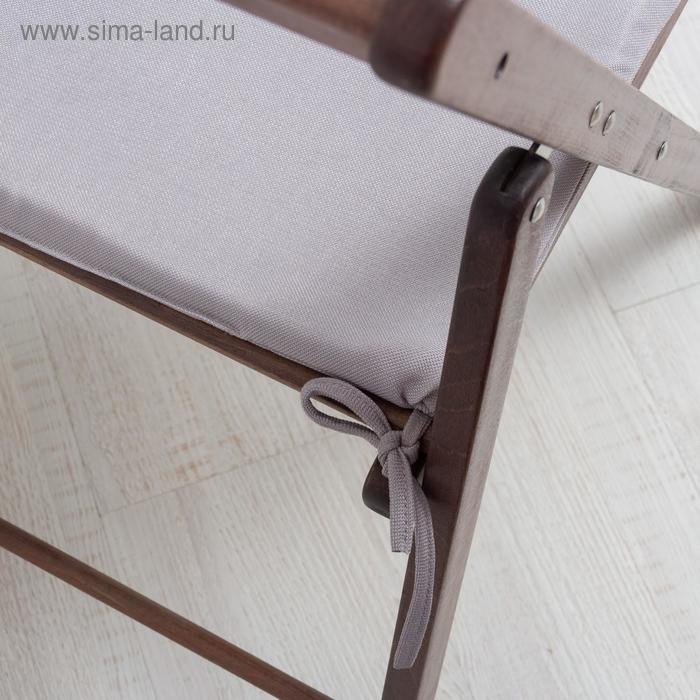 Сидушка на стул жаккард 40х40х1,5см,