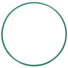 Обруч гимнастический, алюминиевый, d=60 см, 250 г,цвета МИКС Ош