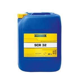 Компрессорное масло RAVENOL Kompressorenoel Screw SCR 32, 20л Ош