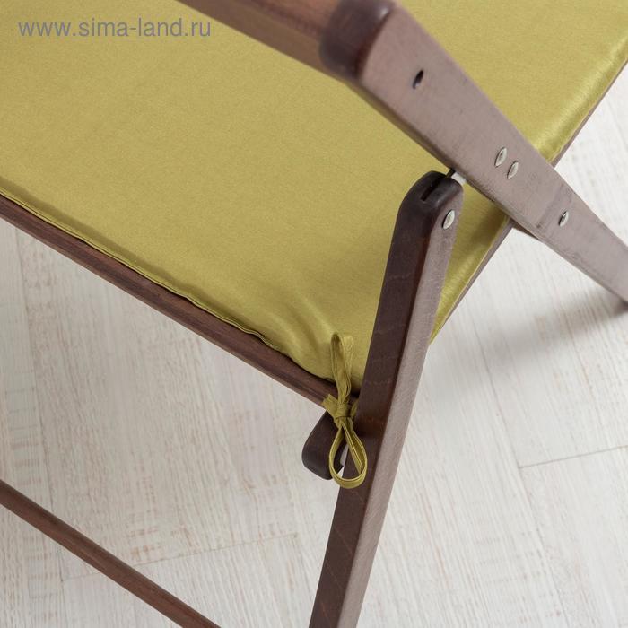 Сидушка на стул жаккард 40х40х1,5