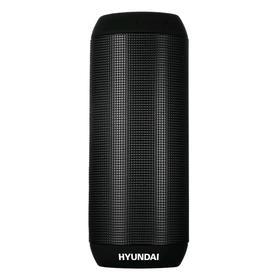 Портативная колонка Hyundai H-PAC360 7Вт, AUX, microSD, USB, Bluetooth4.0, 2200мАч, черный