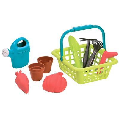 Детская садовая корзина с аксессуарами - Фото 1