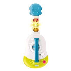 Детская электронная укулеле свет/звук Cotoons