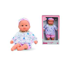 Кукла Corolle Bebe Calin «Мадлен юбилейная с ароматом ванили», 30 см