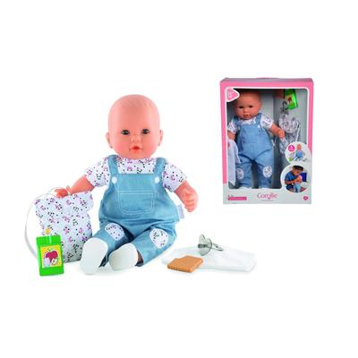 Кукла в наборе Corolle «Малышка идет в детский сад с ароматом ванили», 5 акс., 36 см - Фото 1