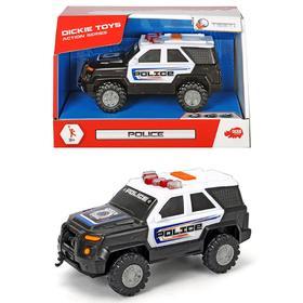 Машинка полицейский внедорожник 18 см, световые и звуковые эффекты