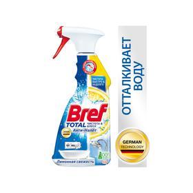 Чистящее средство Bref Total «Анти-налёт», с лимоном, 500 мл