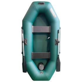 Лодка «Мурена» 255, цвет олива