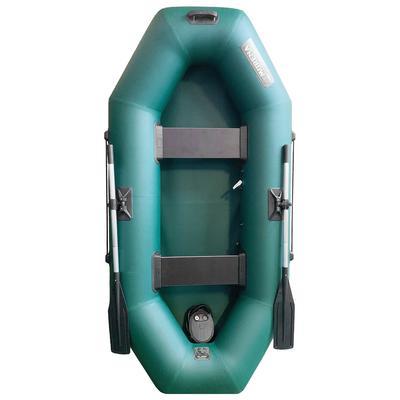 Лодка «Мурена 255», цвет олива - Фото 1