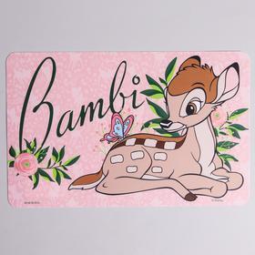 Коврик для лепки 'Bambi' Дисней, размер 19*29,7 см Ош