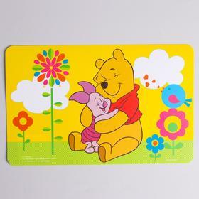 Коврик для лепки Медвежонок Винни и его друзья, размер 19*29,7 см Ош