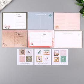 Набор открыток и марок Heidi Swapp - Storyline Chapters 18 элементов