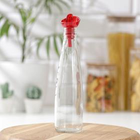 Бутыль для соуса и масла «Олио», 250 мл, цвет МИКС