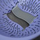 Дуршлаг с раздвижным дном, 33,2×29,2×13,8 см, цвет МИКС - Фото 4