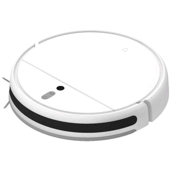Робот-пылесос Xiaomi Mi Robot Vacuum-Mop SKV4093GL, 40 Вт, сухая/влажная уборка, 0.6 л