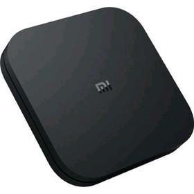 Приставка Смарт ТВ XIAOMI Mi Box S, 4К, 2 Гб, 8 Гб, Wi-Fi, Bluetooth, USB,Android TV,черная   515378 Ош