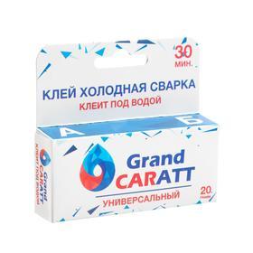 Эпоксидный клей К2 Grand Caratt, универсальный, двухкомпонентный, 20 г Ош