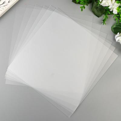 """Набор пластиковых листов для гравировки WRMK """"Bevel Quill"""" 20.3x20.3 см 6 шт - Фото 1"""
