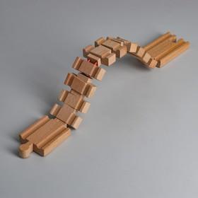 Деталь для ж/д «Собирающийся мост» 34×4×1.2 см Ош