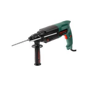 Перфоратор Hammer PRT620LE, 620 Вт, SDS+, max d=22 мм, 1000 об/мин, 2 Дж, 3 режима